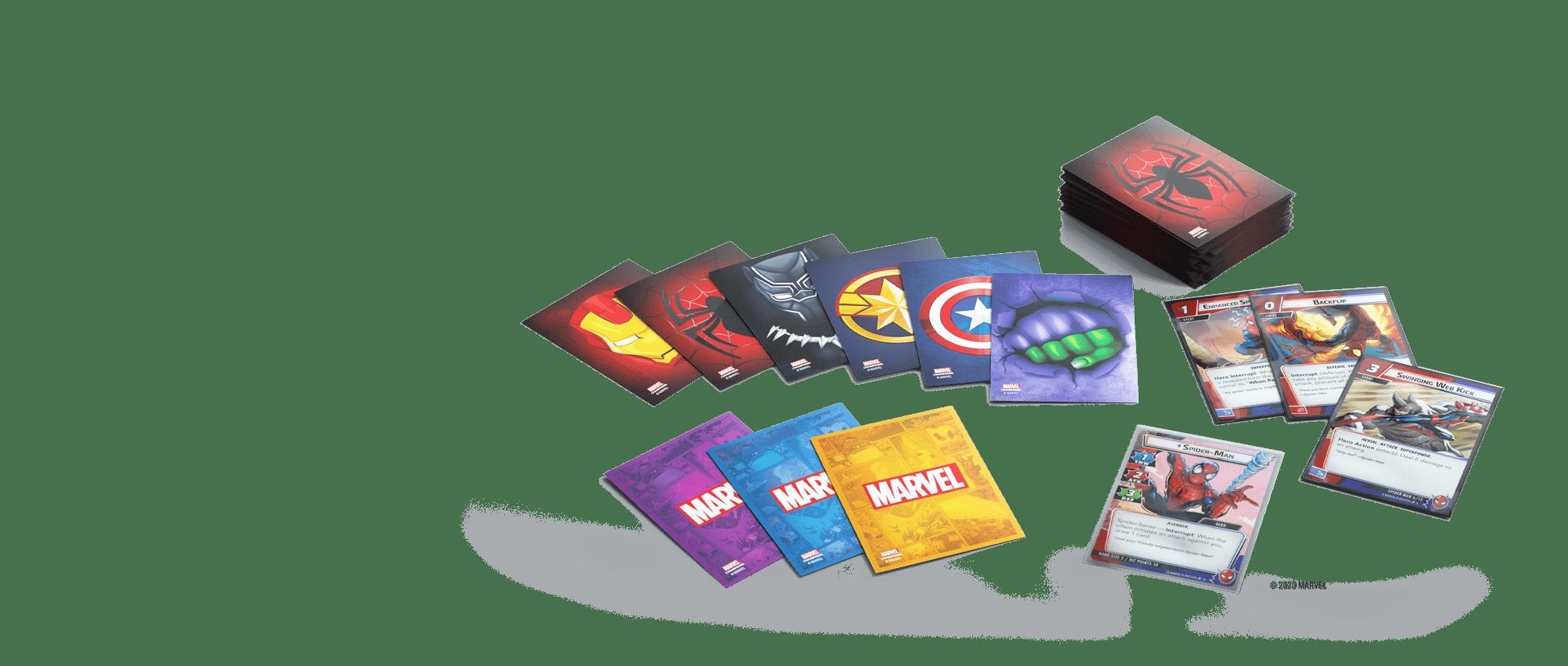 Marvel Champions Sleeves