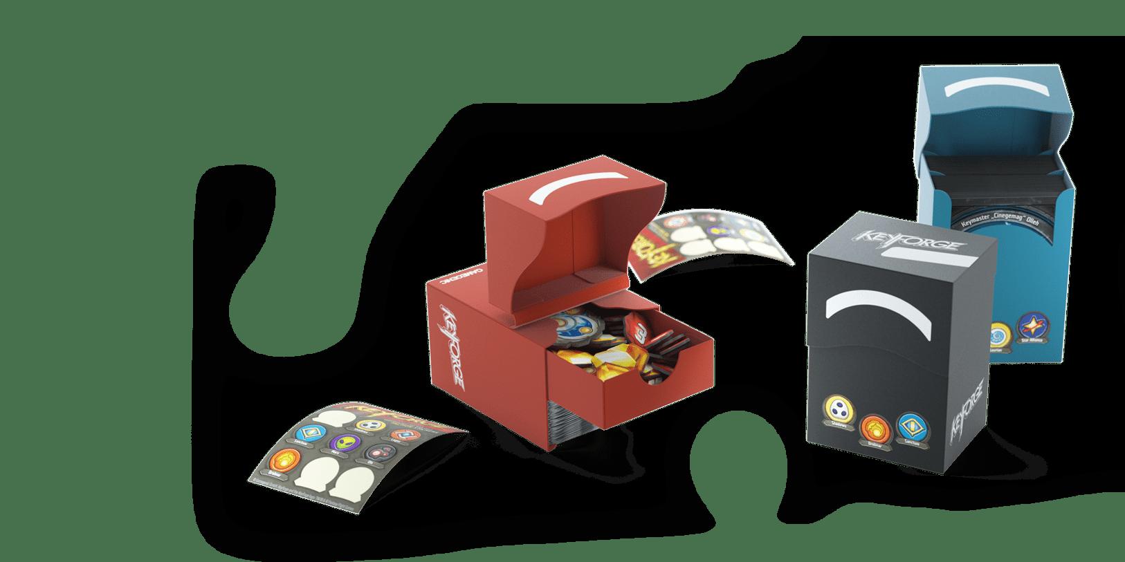 KeyForge GEMINI Deck Box