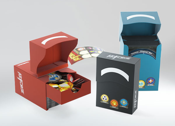 KeyForge CASUAL DECK BOXES