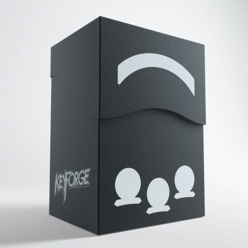 KeyForge GEMINI Deck Box black